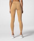 Nowoczesne kawowe legginsy z wysokim stanem Spark™