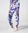 Tie Dye Juniper Sweatpants, Purple