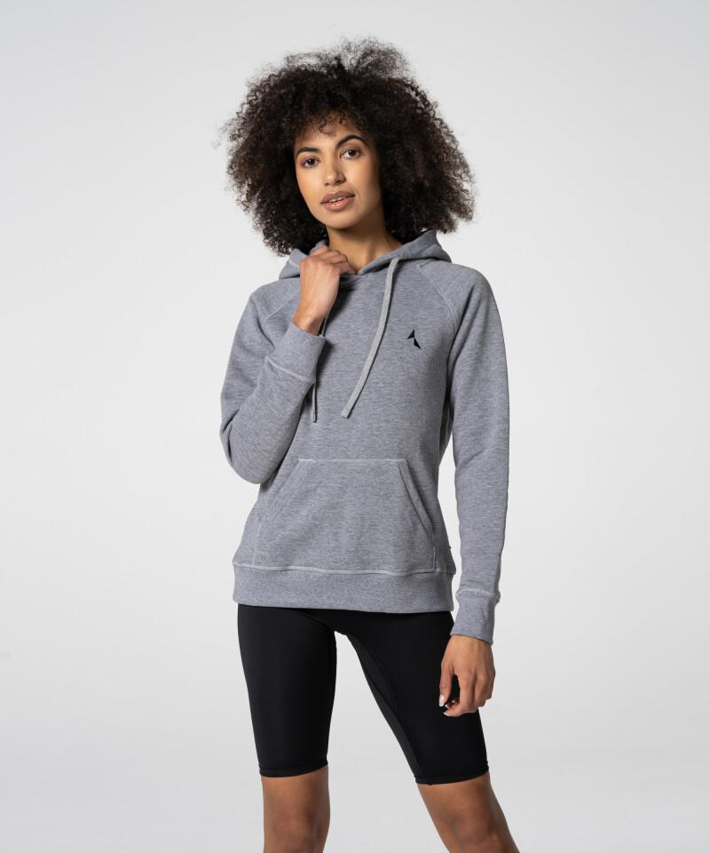 Modern Grey Vibrant Hoodie
