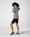 Women's Grey Vibrant hoodie