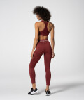 Maroon Phase Seamless Bra for gym