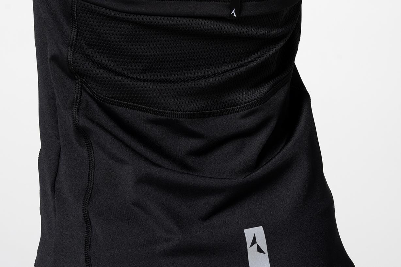 Black hoodie for running