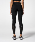Black Gravity Leggings with mesh