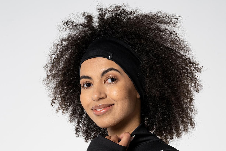 stylish headband for running