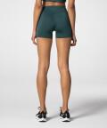 Sporty Breathable Bottle Green Spark™ Shorts
