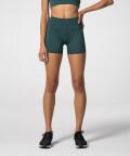 Feminine Breathable Bottle Green Spark™ Shorts