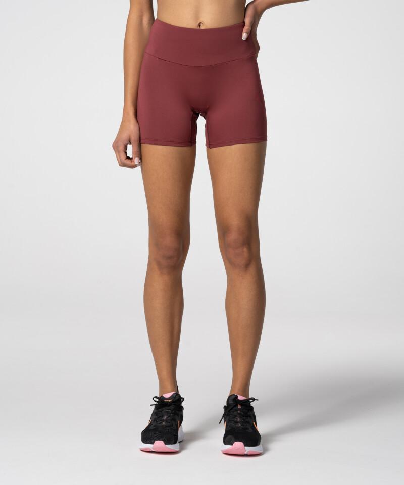 Женские классические бордовые шорты Spark™