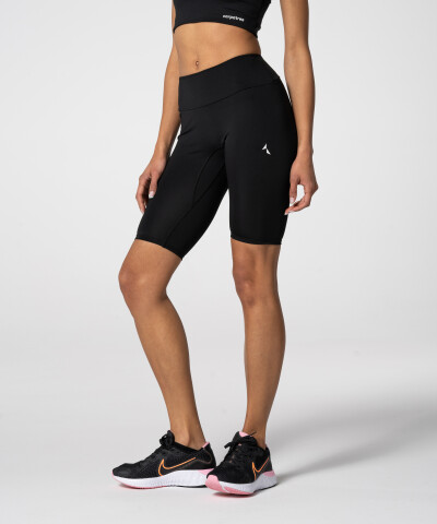 Schwarze Spark™ Biker Shorts