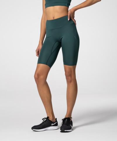 Flaschengrüne Spark™ Biker Shorts
