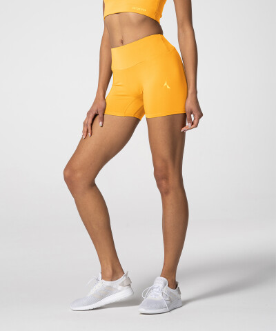 Women's Spark™ Shorts in energetic yellow color