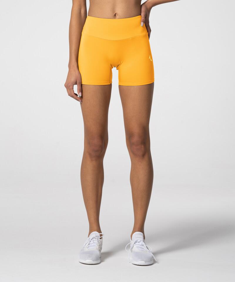 Stylowe Damskie Żółte Szorty Spark™