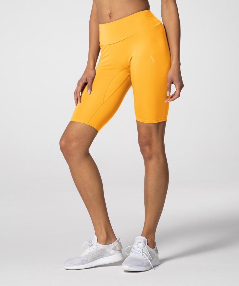 Женские желтые, цитрусовые велосипедки Spark™