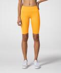 Желтые, цитрусовые велосипедки Spark™ для женщин