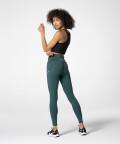 Libra Leggings mit Taschen, flaschengrün