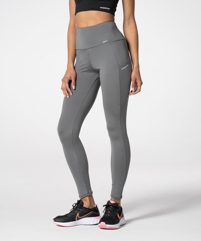 Women's Libra Pocket Leggings, Grey