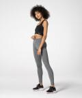 Grey women gym leggings