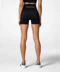 Damen Model One Seamless Shorts in Schwarz