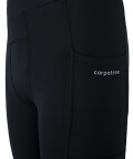 Men's running leggings with reflective elements