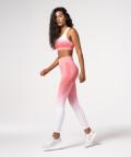 Sporty Pink Phase Seamless Bra