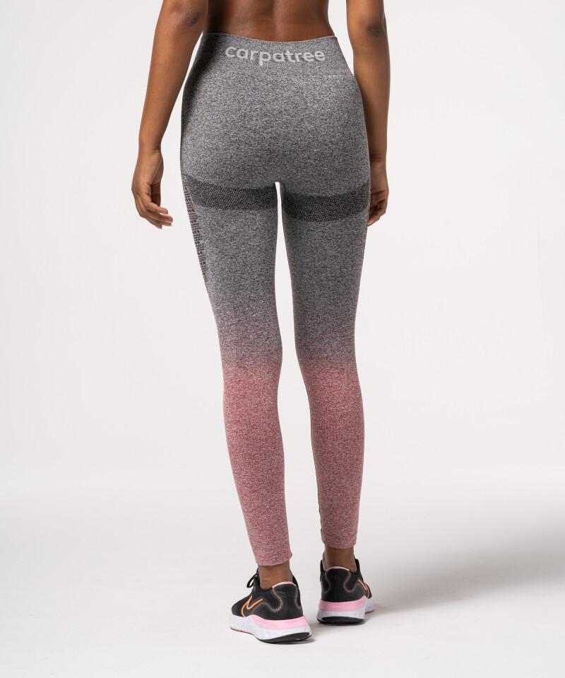 Seamless leggings for women, ombre