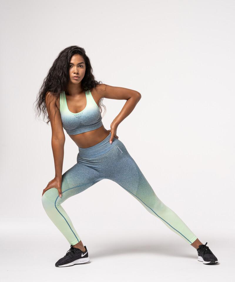 Sporty Phase Seamless Bra, mint