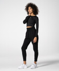 Women's black sweatpants