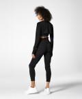 Black Gym Women's Sweatpants