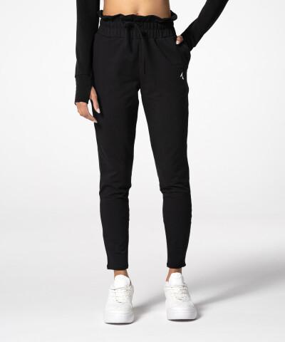 Damskie spodnie dresowe Paperbag
