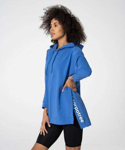 Damen Nuance Hoodie in Blau 1