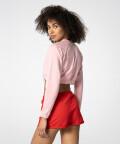 Women's Coral Pink Tilia Sweatshirt