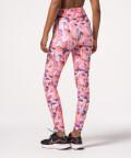 Women's Pink Sports Leggings