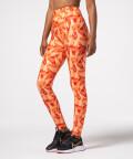 Impression Highwaist Leggings, Impression Orange
