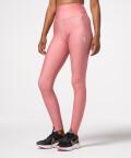 Impression Highwaist Leggings, Rose Pink