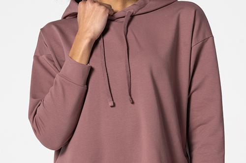 brown Nuance hoodie