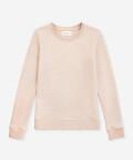 Essential women's sweatshirt - beige, Basiclo