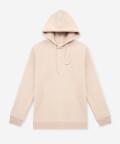Raglan men's hoodie - beige, Basiclo