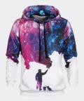Painter women's hoodie, Bittersweet Paris
