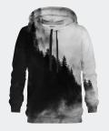 Dark Forest women's hoodie, Bittersweet Paris
