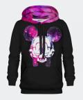 Black Rebel women's hoodie, Bittersweet Paris