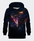 Galactic beauty men's hoodie, Bittersweet Paris