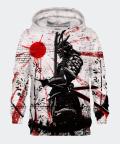 White Ghost men's hoodie, Bittersweet Paris