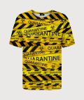 Quarantine women's t-shirt, Mr. Gugu & Miss Go
