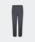 Malaga trousers - gray, Silky Mood