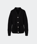 Soffia sweater - black, Silky Mood