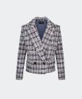 Milano short jacket, Silky Mood