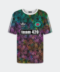 Team 420 men's t-shirt, Mr. Gugu & Miss Go