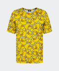 Rubber Duck men's t-shirt, Mr. Gugu & Miss Go