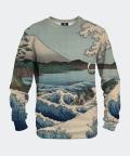 Bluza męska z wzorem The Sea of Satta, Mr. Gugu & Miss Go