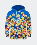 React women's hoodie, Mr. Gugu & Miss Go