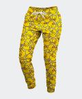 Rubber Duck men's sweatpants, Mr. Gugu & Miss Go